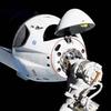 Корабль компании Space X успешно состыковался с МКС
