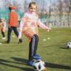 Школа футбола GirlPower запустила бесплатные тренировки для девочек