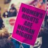 В Бишкеке на участниц феминистского марша напали неизвестные