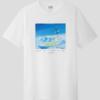 Uniqlo выпустил коллекцию футболок с аниме Макото Синкая