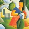 Работа художницы Тарсилы ду Амарал стала самой дорогой бразильской картиной