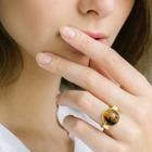 Марка Leta выпустила кольцо в поддержку балтийских нерп