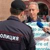 В Москве задержали британского ЛГБТ-активиста