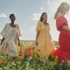 «Life in Bloom»: Mango выпустил оптимистичную кампанию весенней коллекции