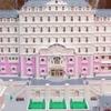 Отель «Гранд Будапешт» воссоздали из кубиков LEGO