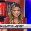 Телеведущая Russia Today уволилась в прямом эфире