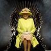 Елизавета II посетила съемочную площадку «Игры престолов»