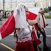 В Беларуси прошёл женский протестный марш