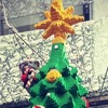 В Сиднее установили рождественскую LEGO-елку с коалой