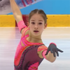 Софья Акатьева установила рекорд на этапе Кубка России по фигурному катанию