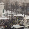 На протестных акциях задержали более 2500 человек, в том числе Юлию Навальную и Любовь Соболь