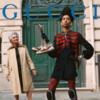Gucci показал кампанию осенне-зимней коллекции