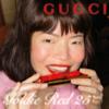 Gucci представили новую кампанию помады Goldie Red 25*
