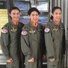 В Таиланде впервые появятся военные пилоты-женщины