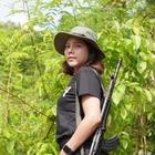 Победительница конкурса красоты Мьянмы присоединилась к партизанской борьбе против военной хунты