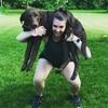В инстаграме запустили флешмоб «Приседай  со своей собакой»