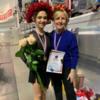 Медведева выиграла Кубок России по фигурному катанию