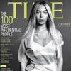 Бейонсе на обложке журнала TIME о 100 самых влиятельных людях года
