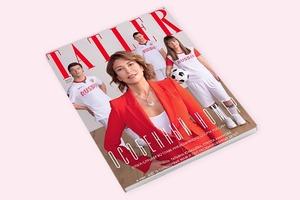 Журнал Tatler представил обложку со спортсменами с синдромом Дауна