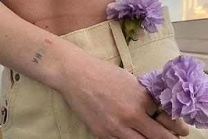 Моя татуировка:  SMM-редакторка  Даша Скачкова  о разноцветной «весне»