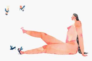 На кого подписаться: Иллюстрации минской художницы Стаси Соколовской