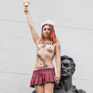 Тело как улика: Что мы знаем о движении FEMEN