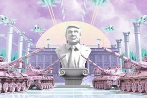 Безумный «проморолик» Дональда Трампа