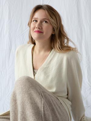 Ресторанный критик и ювелир Анна Масловская о любимых нарядах