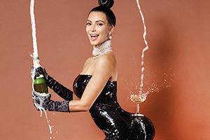 Ким Кардашьян продемонстрировала свои скрытые таланты