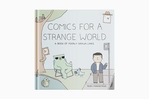 Сборник абсурдных комиксов Poorly Drawn Lines