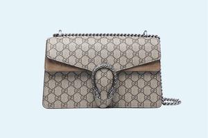 Виртуальную сумку Gucci продали дороже, чем реальную