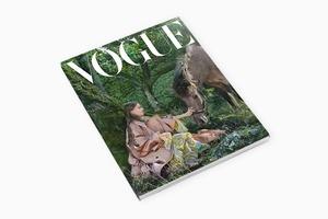 Грета Тунберг на обложке первого номера Vogue Scandinavia