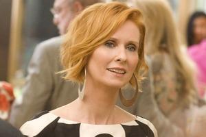 Звезда «Секса в большом городе» выдвинулась  в губернаторы Нью-Йорка