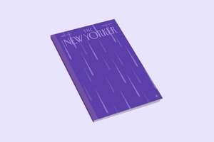 The New Yorker  выйдет с обложкой  в память о Принсе