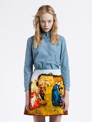 Искусство в массы: Босх, Ван Гог и Уорхол на одежде