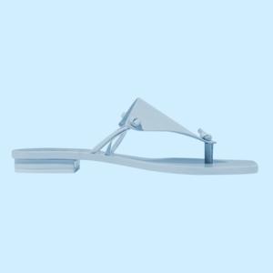 Возвращение шлёпанцев: 20 вариантов от простых до роскошных