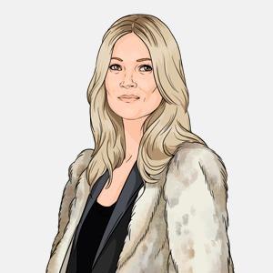 Кейт Мосс,  модель