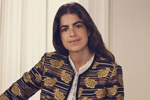 Mango показали совместную коллекцию с Леандрой Медин