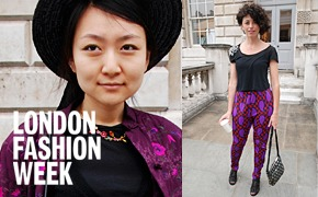 LFW Day #3: Looks