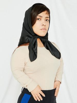 Стилист и модель Альбина Беренс о любимых нарядах