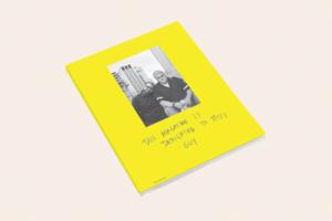 Джона Хилл выпустил зин о любви к себе