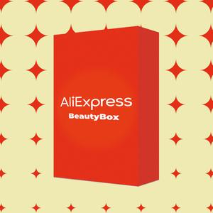 Что внутри бьюти-коробочки AliExpress