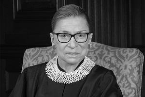 Умерла легендарная судья Верховного суда США Рут Бейдер Гинзбург