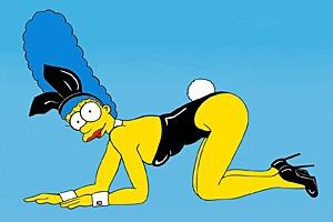 Мардж Симпсон снялась для Vogue