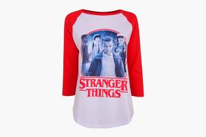 Topshop и Netflix создали коллекцию по мотивам «Stranger Things»