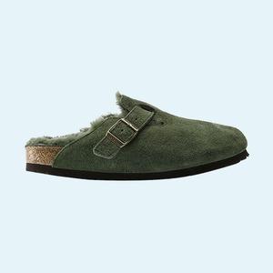 От меховых клогов до гибридных челси: 35 пар обуви на осень