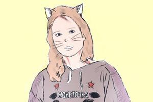 На кого подписаться: Звезда «ВКонтакте», певица и школьница Монеточка