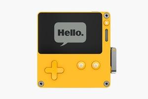 Playdate: Карманная игровая приставка с заводной рукояткой