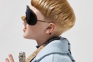 Лицом женской коллекции Acne стал 11-летний мальчик