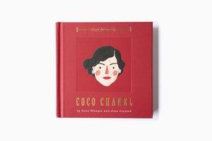 Иллюстрированная биография Коко Шанель